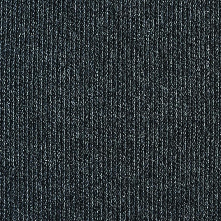 MIRUM Signature fabric black cotton interlock